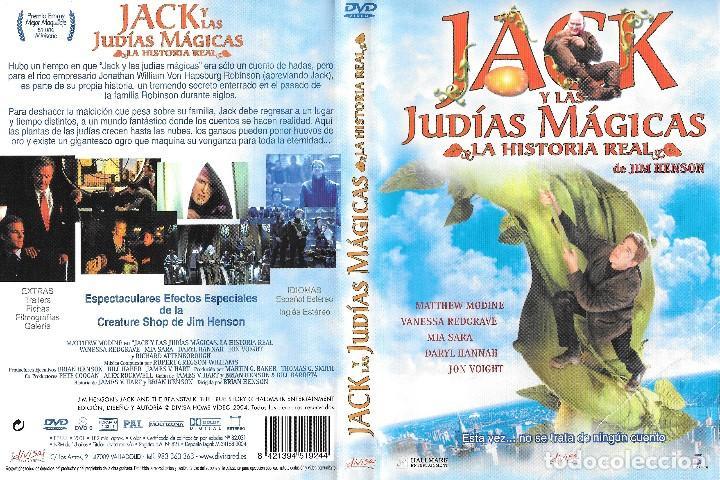 Jack Y Las Judías Mágicas La Historia Real B Buy Dvd Movies At Todocoleccion 144778926