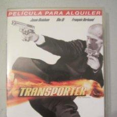Cine: DVD TRILOGIA TRANSPORTER. Lote 144898590