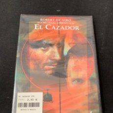 Cine: ( A42 ) EL CAZADOR - ROBERT DE NIRO ( DVD NUEVO PRECINTADO ). Lote 144939054