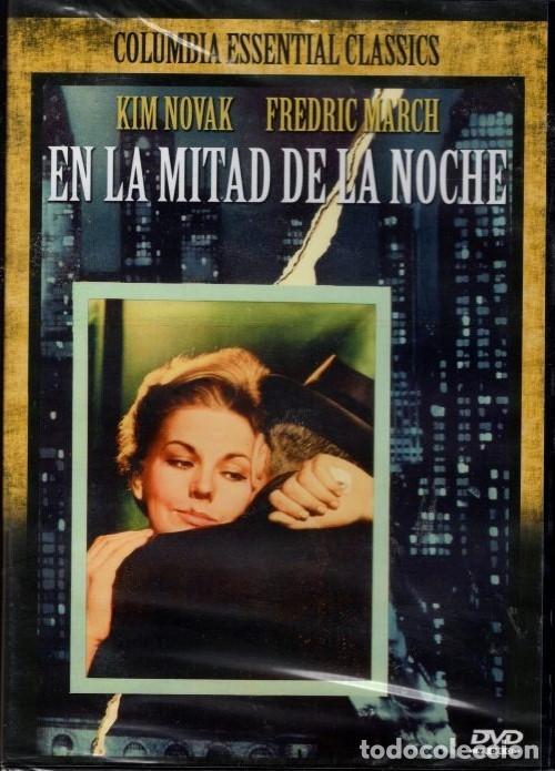 EN LA MITADE DE LA NOCHE DVD (KIM NOVAK +F. MARCH) ..SER JOVEN Y GUAPA DESPIERTA RECELOS Y ENVIDIAS (Cine - Películas - DVD)