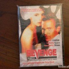 Cine: REVENGE DIRECTOR: TONY SCOTT. ACTORES: KEVIN COSTNER, ANTHONY QUINN, MADELEINE STOWE, MIGUEL FERRER,. Lote 157139628
