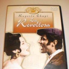 Cine: DVD LA REVOLTOSA. ZARZUELA. RUPERTO CHAPÍ. 75 MINUTOS (SEMINUEVA). Lote 145131402
