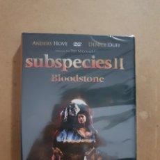 Cine: ( RESEN ) SUBESPECIES II - DVD NUEVO PRECINTADO. Lote 145209657