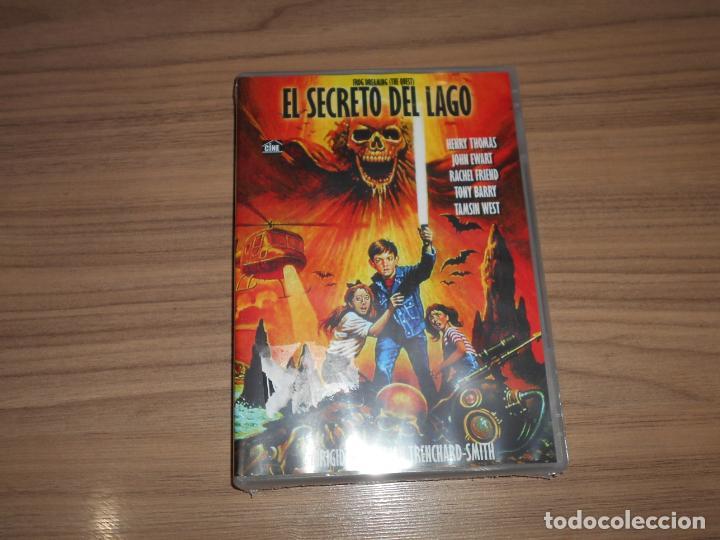 EL SECRETO DEL LAGO DVD NUEVA PRECINTADA (Cine - Películas - DVD)