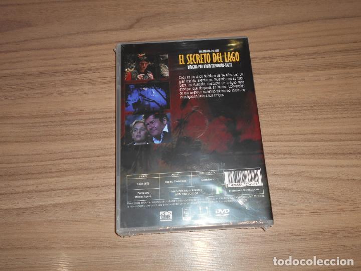 Cine: el SECRETO del LAGO DVD Nueva PRECINTADA - Foto 2 - 278678558