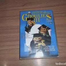 Cine: GHOULIES III LOS GHOULIES VAN A LA UNIVERSIDAD DVD NUEVA PRECINTADA. Lote 151721397