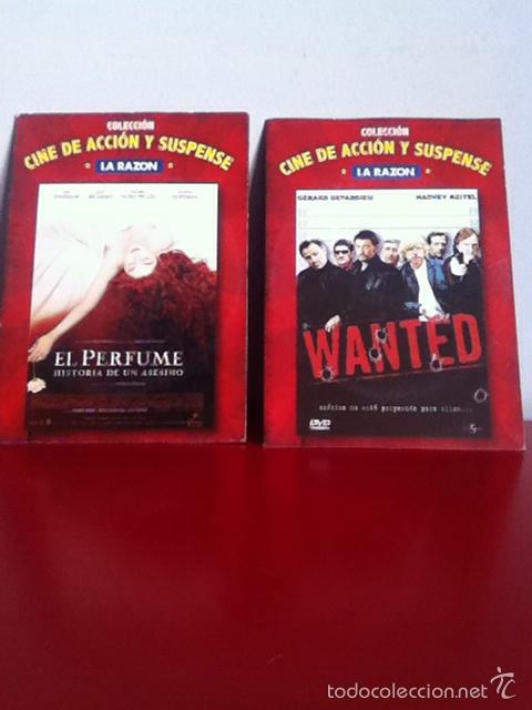 LOTE 33 PELÍCULAS DVD (Cine - Películas - DVD)