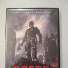 Cine: DVD DREDD. Lote 145526614