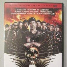 Cine: DVD LOS MERCENARIOS 2. Lote 145527146
