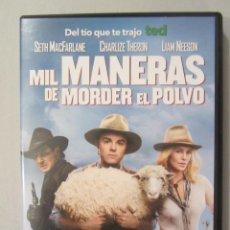 Cine: DVD MIL MANERAS DE MORDER EL POLVO. Lote 145527918