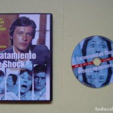 Cine: DVD: TRATAMIENTO DE SHOCK (DIVISA, 2010) ALAIN DELON ¡ORIGINAL!. Lote 145553222