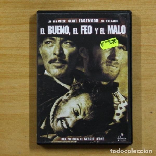 EL BUENO EL FEO Y EL MALO - DVD (Cine - Películas - DVD)