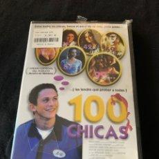 Cine: ( A49 ) 100 CHICAS ( DVD NUEVO PRECINTADO ). Lote 145579614