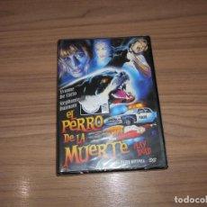 Cine: EL PERRO DE LA MUERTE DVD IVONNE DE CARLO TERROR NUEVA PRECINTADA. Lote 228918430