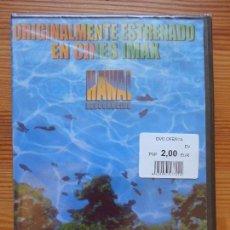 Cine: DVD HAWAI DESCONOCIDO - NUEVA, PRECINTADA (DP). Lote 145595058