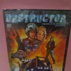 Cine: DESTRUCTOR (DVD) -PRECINTADO-. Lote 145653422