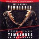 Cine: COLECCION TEMBLORES - EN 5 DVDS COMO NUEVOS O EN MUY BUEN ESTADO. Lote 145754022