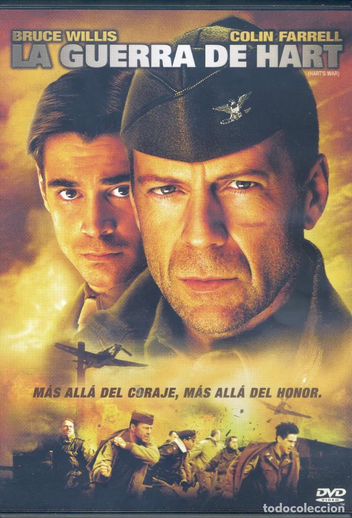 LA GUERRA DE HART (Cine - Películas - DVD)