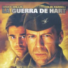 Cine: LA GUERRA DE HART. Lote 145755622