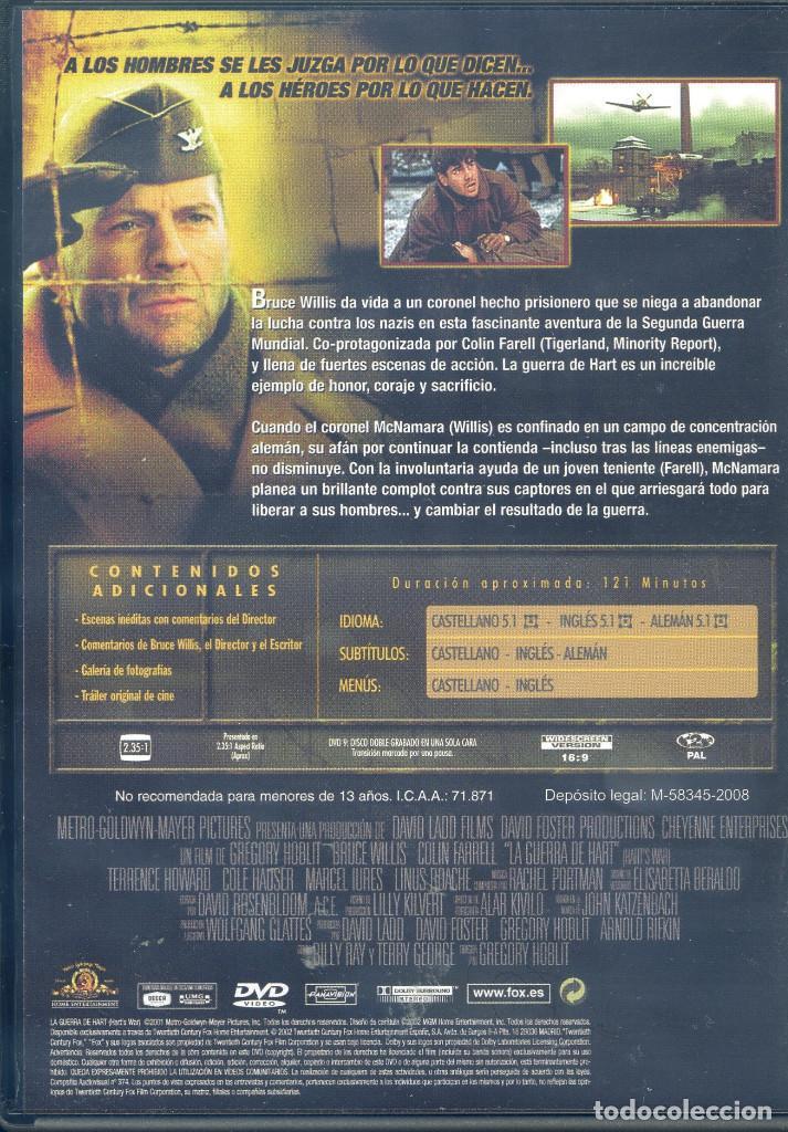 Cine: La guerra de Hart - Foto 2 - 145755622