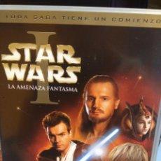 Cine: DVD STAR WARS. Lote 145905294