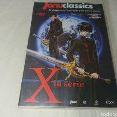 Cine: X LA SERIE - SERIE COMPLETA OVA +24 EPISODIOS EN 5 DVDS. Lote 145931948