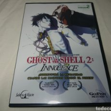 Cine: GHOST IN THE SHELL 2 : INNOCENCE - SELECTA VISION. Lote 145934062