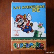 Cine: LAS AVENTURAS DE SUPERMARIO BROS 5 DVD. Lote 145981546