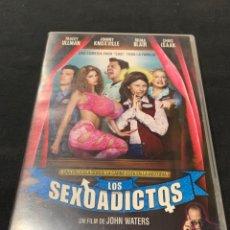 Cine: ( V88 ) LOS SEXOADICTOS - SELMA BLAIR ( DVD PROCEDENTE VIDEOCLUB ). Lote 146008317
