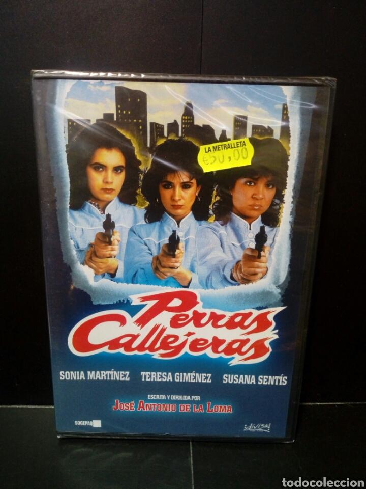 PERRAS CALLEJERAS DVD (Cine - Películas - DVD)