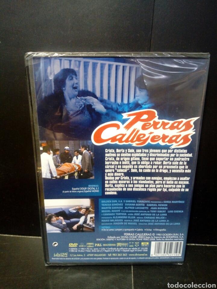 Cine: Perras callejeras DVD - Foto 2 - 146340014