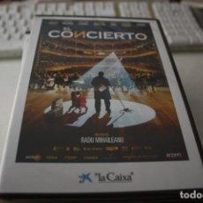 Cine: EL CONCIERTO. Lote 146345594