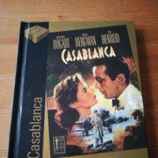 Cine: DVD CASABLANCA. Lote 146348621