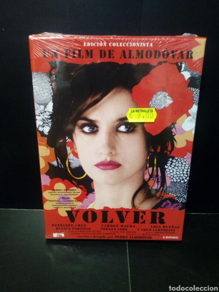 VOLVER DVD (Cine - Películas - DVD)