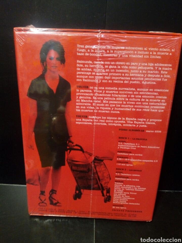 Cine: Volver DVD - Foto 2 - 146348632