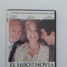 Cine: EL HIJO DE LA NOVIA. Lote 146369418