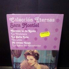 Cine: SARA MONTIEL COLECCIÓN ETERNA DVD. Lote 146373117