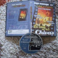 Cinéma: DVD. LA CASA DE LAS CHIVAS. LEON KLIMOVSKY. MUY BUENA CONSERVACION. Lote 146396186
