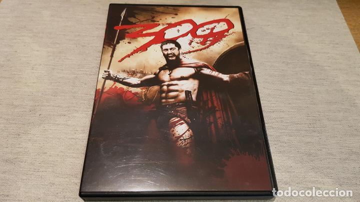 300 / DVD DE LUJO / EDICIÓN FRANCESA / FRANCÉS - INGLÉS. (Cine - Películas - DVD)