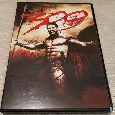 Cine: 300 / DVD DE LUJO / EDICIÓN FRANCESA / FRANCÉS - INGLÉS.. Lote 146403306