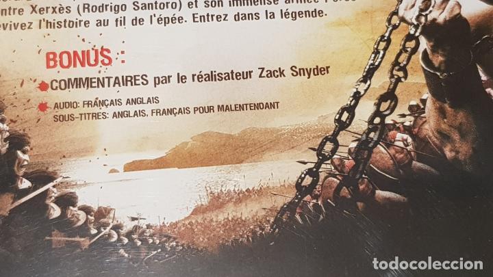 Cine: 300 / DVD DE LUJO / EDICIÓN FRANCESA / FRANCÉS - INGLÉS. - Foto 4 - 146403306
