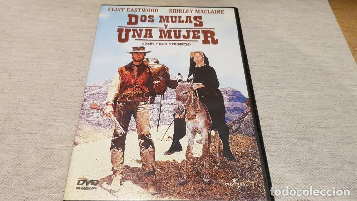Dos Mulas Y Una Mujer Clint Eastwood Shirle Sold At Auction 146405022