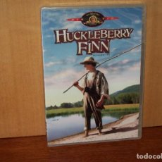 Cine: HUCKLEBERRY FINN - PAUL WINFIELD - DIRIGIDA POR J.LEE THOMPSON - DVD NUEVO PRECINTADO. Lote 146417478
