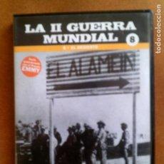 Cine: DVD LA II GUERRA MUNDIAL CAP,8 LOS ALEMANES SON EXPULSADOS DE AFRICA. Lote 146477230