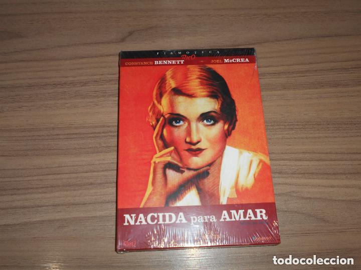 NACIDA PARA AMAR EDICION ESPECIAL DVD + LIBRO 24 PAG. JOEL MCCREA NUEVA PRECINTADA (Cine - Películas - DVD)