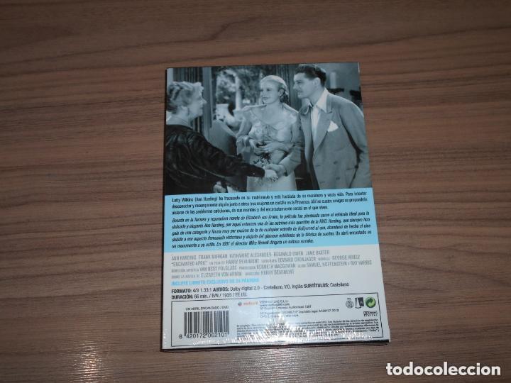 Cine: Un ABRIL ENCANTADO Edicion Especial DVD + LIBRO 24 Pag. ANN HARDING Nueva PRECINTADA - Foto 2 - 146571577