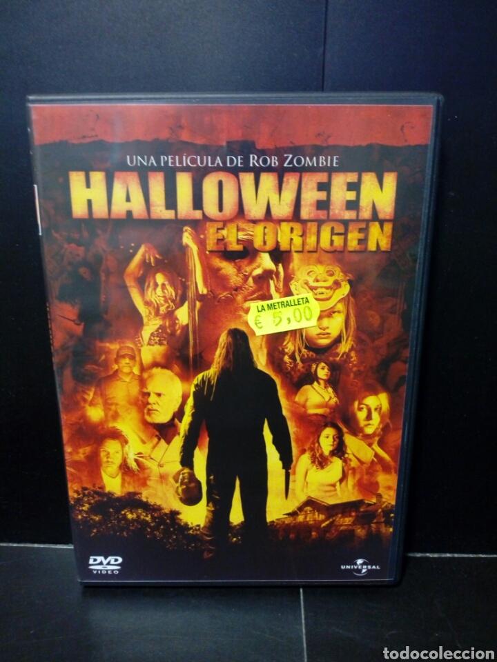 HALLOWEEN EL ORIGEN DVD (Cine - Películas - DVD)