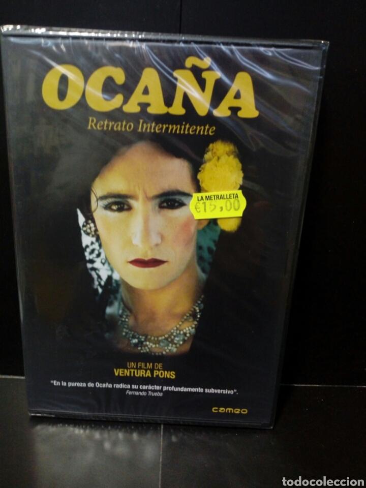 OCAÑA - RETRATO INTERMITENTE DVD (Kino - Filme - DVD)