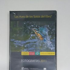 Cine: LAS AVES DE LOS SOTOS DEL EBRO. ALFARO. FOTOGRAFIAS 2011. LA RIOJA. TDK357IER. Lote 146554958