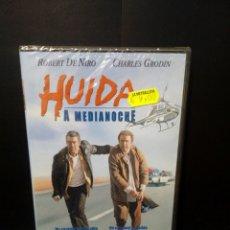 Cine: HUÍDA A MEDIANOCHE DVD. Lote 146557133